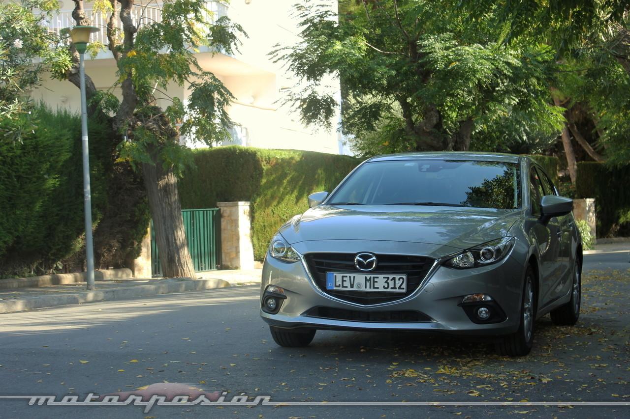 Foto de Mazda3 2013, presentación y prueba (20/61)
