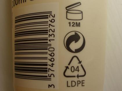 Los símbolos en los productos cosméticos