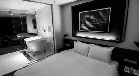 El hotel Rock Star de Osaka dedica una planta de su inmueble al fotógrafo Daido Moriyama
