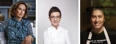 Las mujeres más influyentes en la gastronomía española