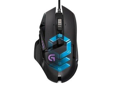 El Logitech G502 es un excelente ratón gaming a un precio de lo más económico: sólo 49,90 euros en Amazon