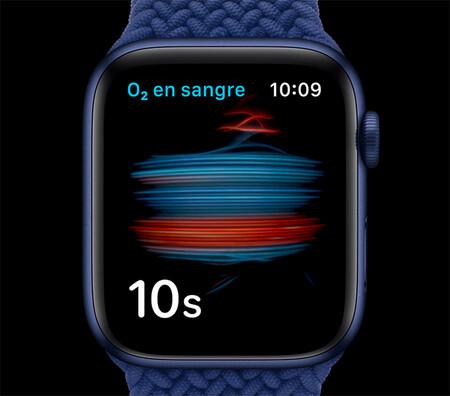 Oximetro Apple