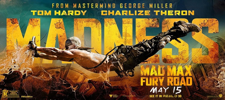 Foto de 'Mad Max: Furia en la carretera', carteles (10/13)