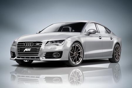 ABT repasa el Audi A7 y lo convierte en AS7