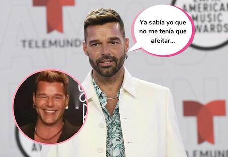 La 'nueva cara' de Ricky Martin se vuelve viral: Twitter se llena de memes tras sus últimos retoques estéticos