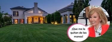 La última estrategia de María Teresa Campos para vender (por fin) su espectacular mansión