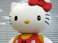 Las mascotas del futuro: robot Hello Kitty