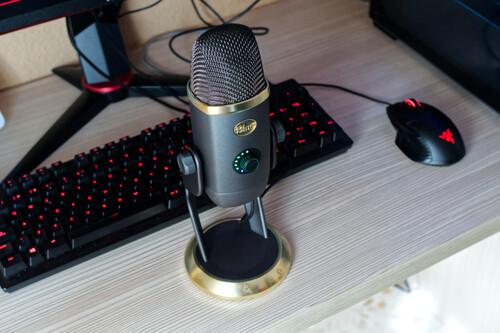 Este micrófono Yeti X cambia nuestra voz por la de personajes de 'World of Warcraft': lo hemos probado