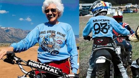 Mary Mcgee Garage Racing Vmx