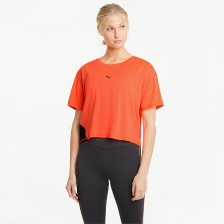 Camiseta De Running Para Mujer Cooladapt