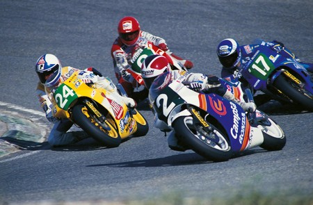 Reinhold Roth 250cc 1990