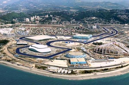 La empresa organizadora del Gran Premio de Rusia en quiebra
