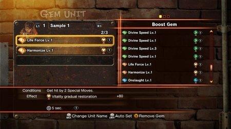 'Street Fighter X Tekken' usará un sistema de Gemas para darle un toque más estratégico al asunto