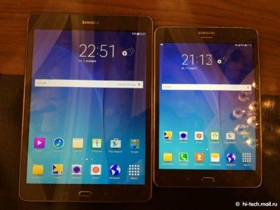 Samsung Galaxy Tab A y Tab A Plus presentadas oficialmente