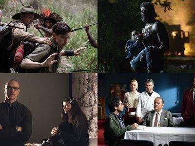 Las 17 mejores películas de la primera mitad de 2017