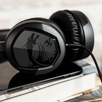 MSI Immerse GH30 V2: auriculares con cable y circumaurales para competir en la gama básica del mercado