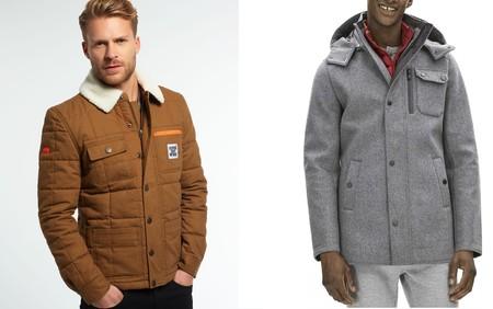 6 chaquetas rebajadas en eBay de Superdry, Quiksilver, Celio o Benetton ideales ahora que llega el otoño