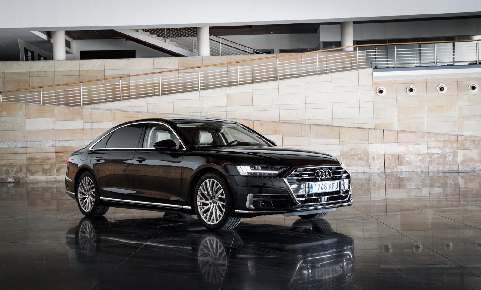 Foto de Audi A8 2018 (presentación) (54/81)