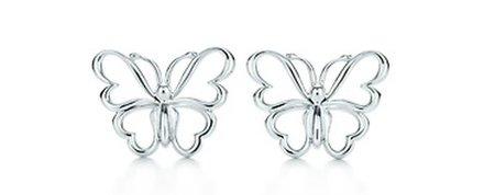 Butterfly. Tiffanys