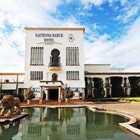 Hotel Spa Hacienda Baruk, en Zacatecas