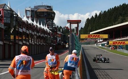 El Gran Premio de Bélgica prepara su renovación hasta finales de 2018