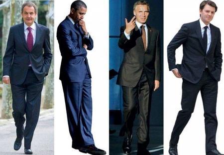 Los 20 hombres más elegantes según 'Le Fígaro Madame'