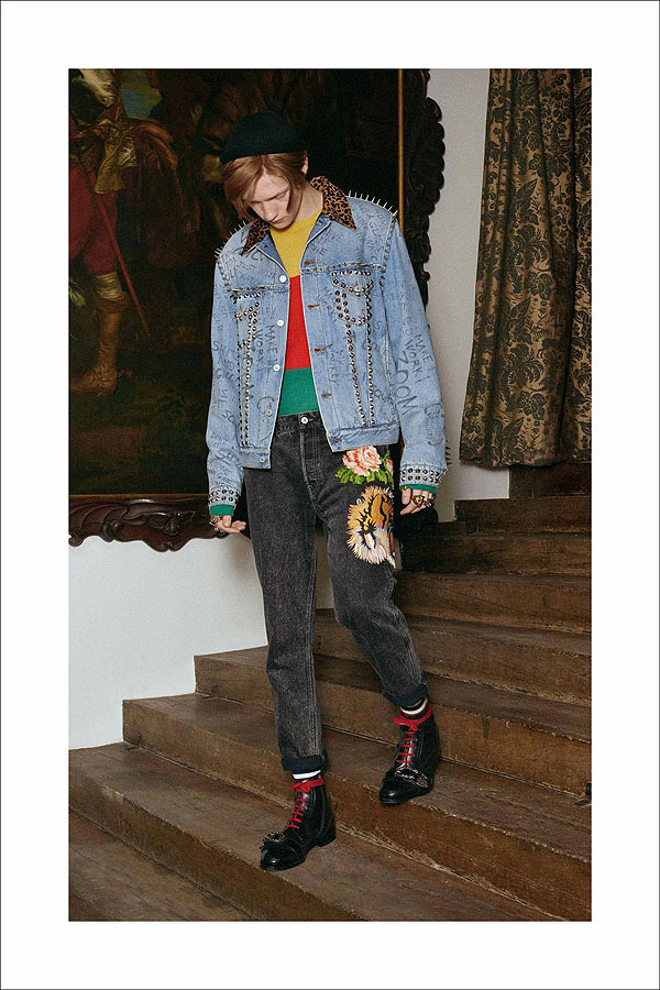 Foto de Gucci Men's Cruise 2017 (19/35)