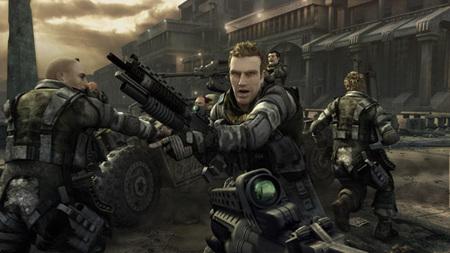 'Killzone 2' coloca a Sony en la cabeza y sobrepasa a 'Halo Wars'