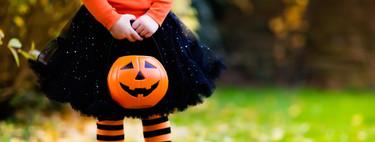 Alternativas a los dulces para repartir a los niños en Halloween