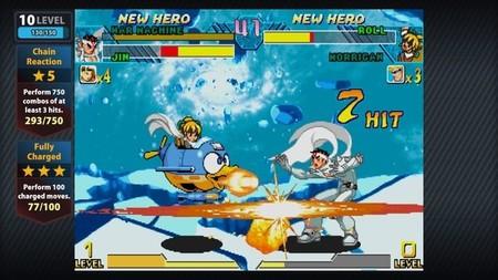 Otro que desaparece en breve de Playstation Network y Xbox Live Arcade: Marvel vs. Capcom Origins