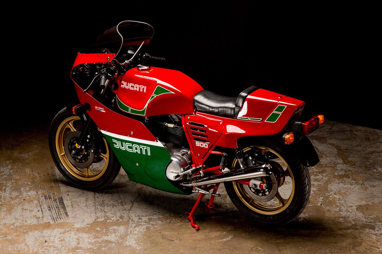 Foto de Ducati 900 MHR Mille (4/21)