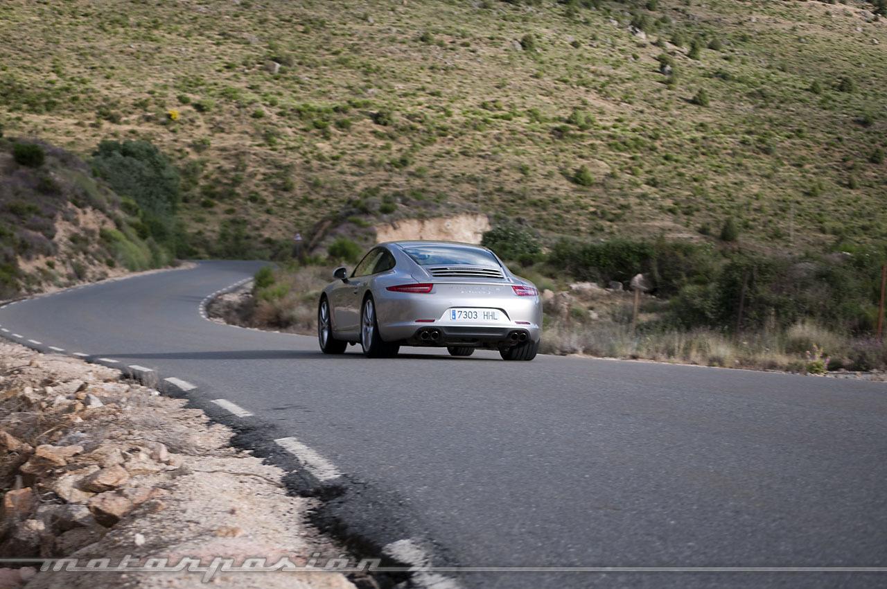Foto de Porsche 911 Carrera S (prueba) (18/54)