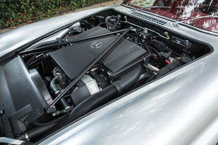 Mercedes 300 SL AMG restomod