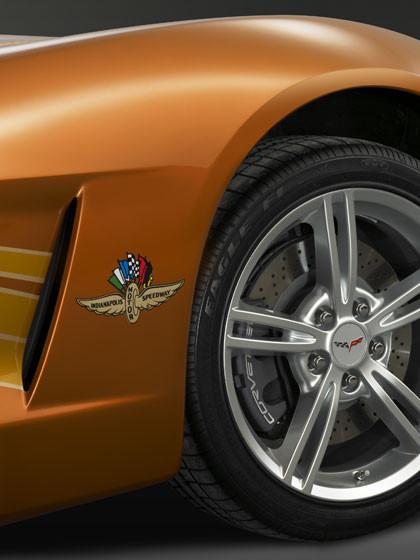 2007 Indianapolis 500 Pace Car Corvette Convertible