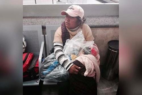 La cara más triste de la pobreza en México: una madre viaja con el cadáver de su hijo de tres años envuelto en una bolsa