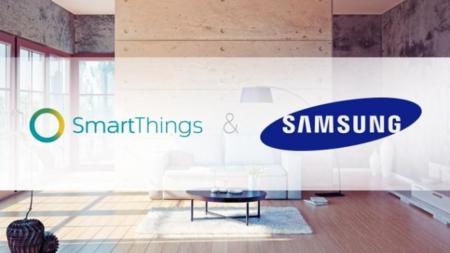Samsung apuesta por el Internet de las cosas y adquiere SmartThings