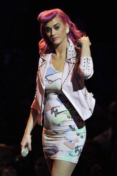 Con Katy Perry, la opción de engordar no la contemplamos: mejor embarazo que da que hablar