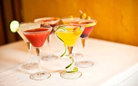Las bebidas también pueden ser un foco de calorías