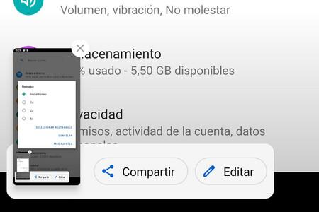 Android 12 mejora las capturas de pantalla: llegan las capturas con desplazamiento y otros cambios