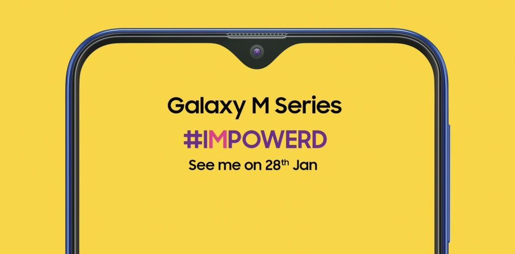 Samsung sucumbe al 'notch' en su Galaxy℗ M, uniéndose a la moda popularizada por el <strong>iPhone℗</strong> X &#8220;>     </p> <div class=