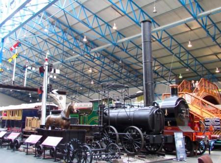 Sala Museo Ferrocarril York