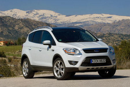 Ford Kuga Turbo