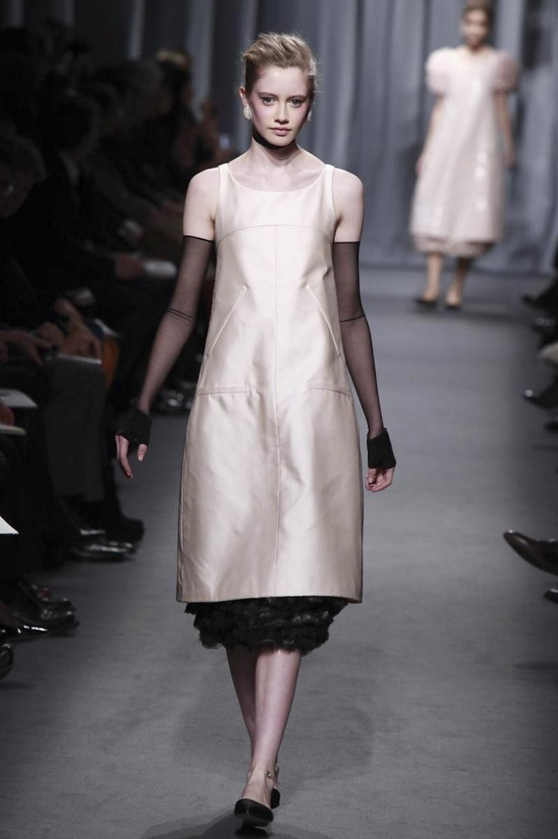 Foto de Chanel Alta Costura Primavera-Verano 2011 (11/27)