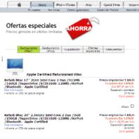 iMacs y MacPros entre las ofertas especiales de Apple