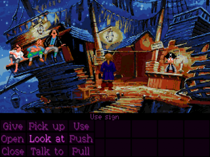 ScummVM en el iPhone