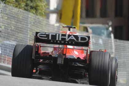 Felipe Massa firma una nueva pole