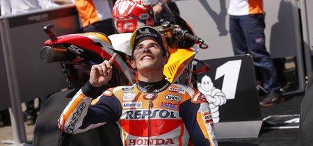 Marc Márquez y Honda han asustado en Le Mans al ganar incluso donde no son favoritos