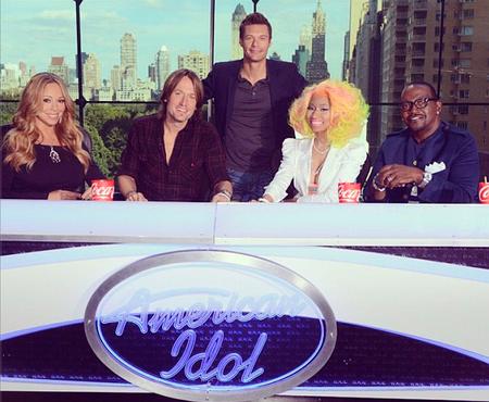 ¡Que no falte nadie! Nicki Minaj y Keith Urban confirmados para 'American Idol'