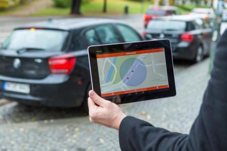Siemens ha convertido Múnich en un gran parking controlado continuamente