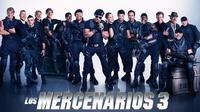 'Los Mercenarios 3', mucho ruido y poca diversión